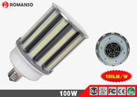 China Lámpara del maíz LED del alto brillo, 100w base del portalámparas gigante del bulbo E39 del maíz de la UL LED fábrica