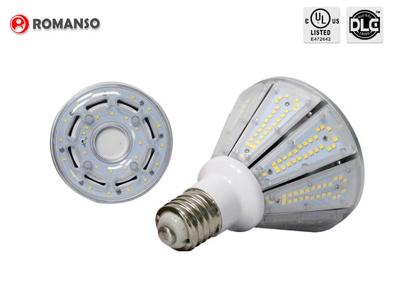 Modificación del top del poste del LED